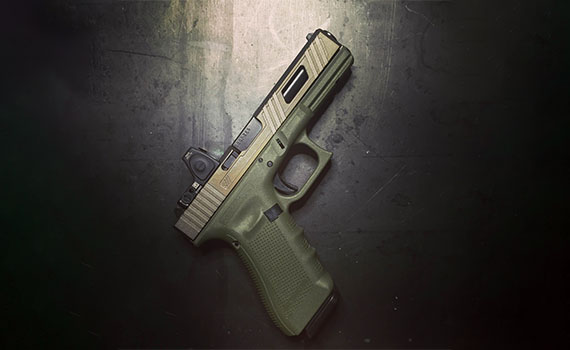 Custom Slide Work, Milling and Machining for Glock, Sig, and CZ Handguns